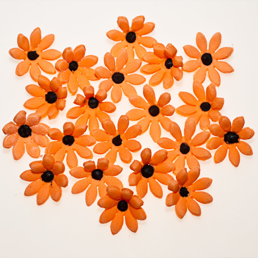 Fein Blumen In Lebensmittelfarbe Ideen - Druckbare Malvorlagen ...